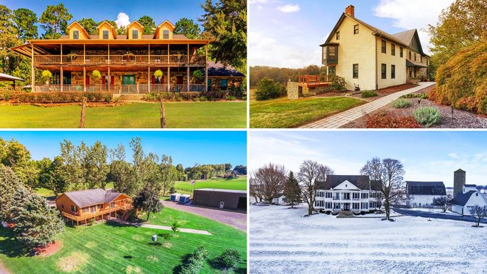 Dreaming Of Space To Spread Out 7 Hobby Farms For Sale Realtor Com