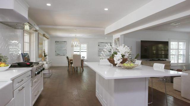 David Bromstad's new kitchen