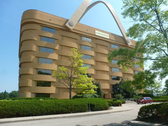 Ohio 39 S Iconic Longaberger Basket Building Headed To