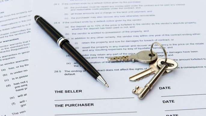 Image result for realtor writing contract