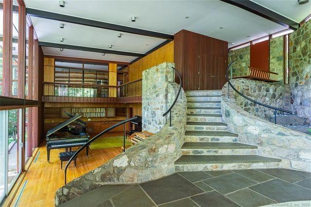 Wilton, CT Dave Brubeck house