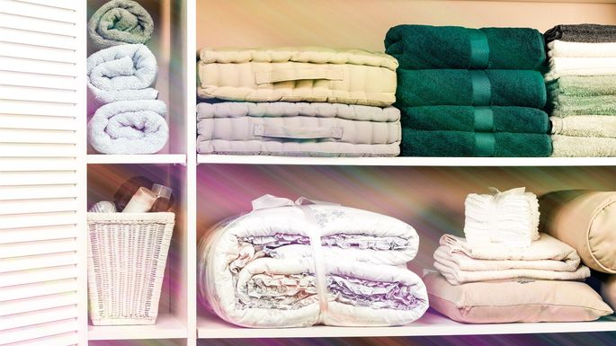 Linen Closet 2 AdShooter/iStock