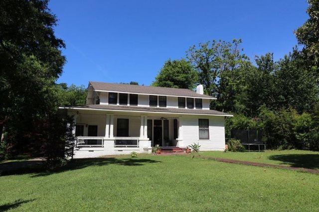 Laurel, MS house exterior