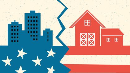 Red vs. Blue America: How the Nation's Real Estate Divide Shaped the Midterm Elections
