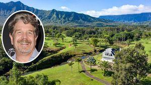 TV Showrunner John Wells Selling $40.5M Ranch on Kauai's North Shore