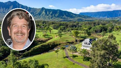 TV Showrunner John Wells Selling $40.5M Ranch on Kauai's North Shore
