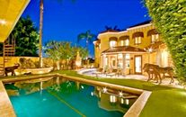 Villa Raphael: Glam-Deco 1920's Hollywood Mansion Lists for $2.49 Million (PHOTOS)