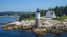 What's Cooler Than Living in a Lightkeeper's House on the Ocean in Maine?