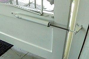 Storm Door Closer: How to Install or Replace