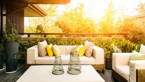 Get This Look: Pump Up Your Patio for Summer With These 7 Design Trends