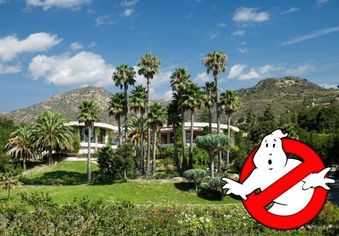Own The Home That The Ghostbusters Built; Ivan Reitman Lists $9.9M Estate (PHOTOS)