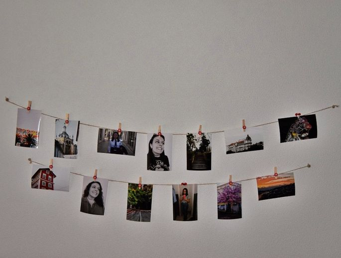 Add a personal touch to your space by printing your favorite photos.
