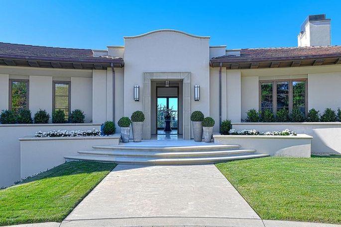 Chuck Robbins' Pebble Beach estate