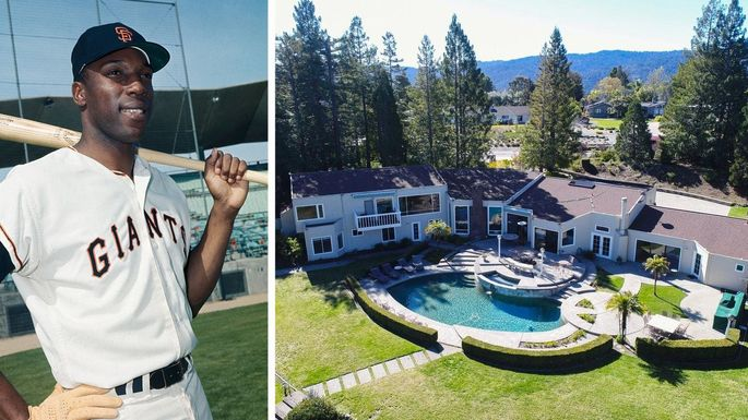 Woodside Home Of Late S F Giants Legend Willie Mccovey Sells