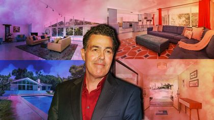 Adam Carolla Gives Us the Inside Scoop on the Midcentury Marvel He's Selling