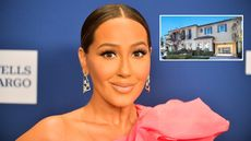 10 Months After Purchasing It, Adrienne Houghton Is Selling a Calabasas Mansion