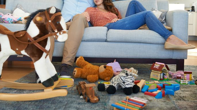 Organization Tips for Parents With Messy Kids | realtor.com®