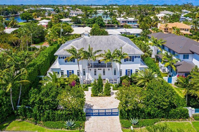 Max Weinberg's Delray Beach home