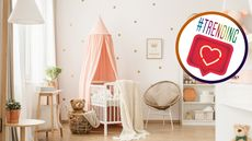 This Week on Instagram: 5 Nostalgic Kids Room Trends You'll Love as Much as They Will