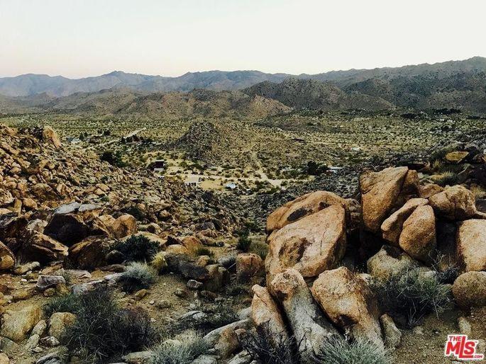 Rocky property