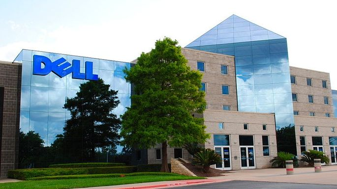 Dell HQ in Round Rock, TX