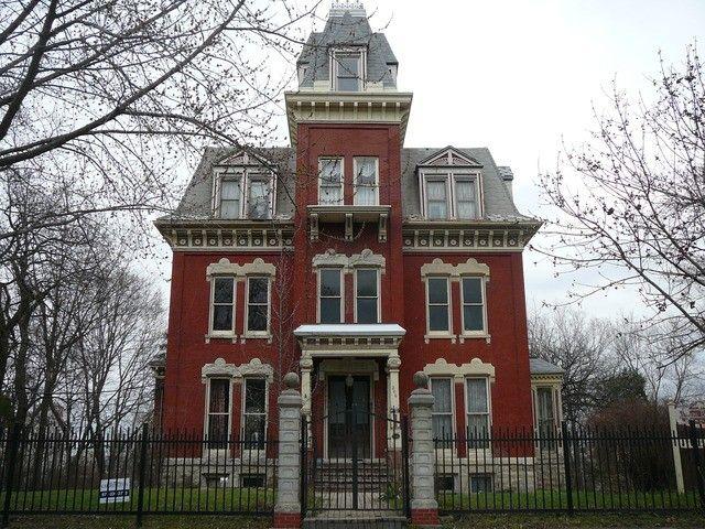 Haunted House.Joliet