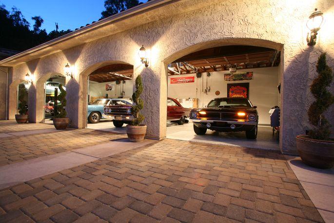 Goldberg's classic cars
