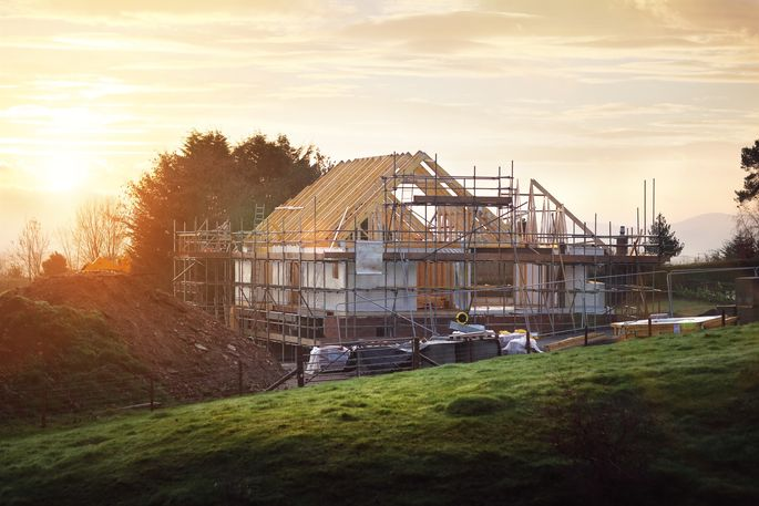 Only the South had more new homes completed in July compared to June.