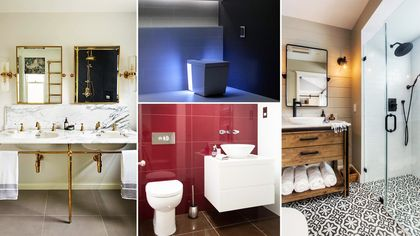 Looky-Loos: 7 of the Most Stunning Bathroom Design Trends of 2018