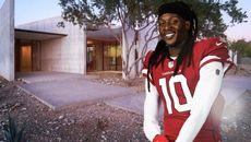 Arizona Cardinals Star DeAndre Hopkins Snags Sleek Desert Estate for $5.1M