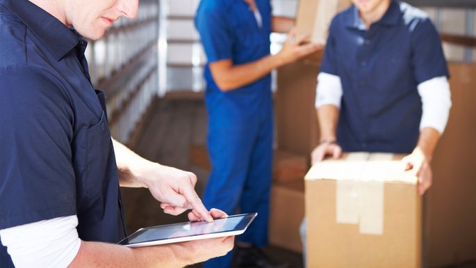 Image result for Local Movers istock