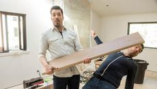 The Property Brothers Face Kitchen Renos That Go Completely Off the Rails