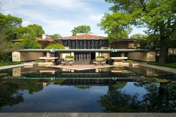 Frank lloyd wright homes for sale - Frank lloyd wright houses for sale ...