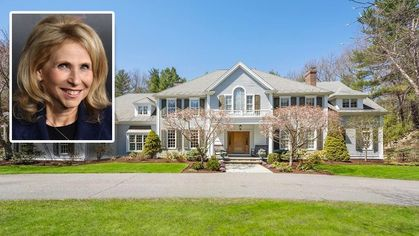 Media Exec Shari Redstone Selling $2.25M Massachusetts Mansion