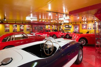7 Bad-Ass Garages in Honor of 'Furious 7'