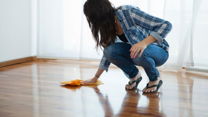 Remove Stains From Hardwood Floors