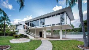 Meet the 'Jetsons House' in Miami, a 'Wonderful Piece of Florida History'