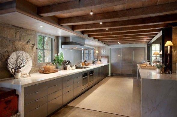 Elen DeGeneres and Portia de Rossi's New Estate in Montecito