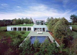 Taghkanic House by Tom Phifer