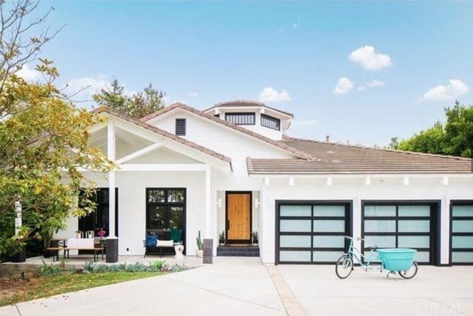 Christina El Moussa's new home in Newport Beach, CA
