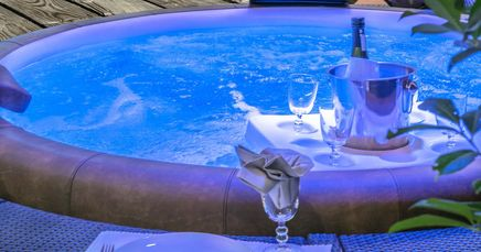 How an Inflatable Hot Tub Ruined My COVID-19 Summer (and Marriage)