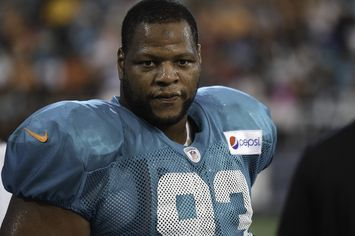 New Dolphin Ndamukong Suh Buys Fort Lauderdale Mansion for $6.5M