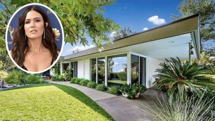 Take an Intimate Look Inside Mandy Moore's Newly Remodeled Home