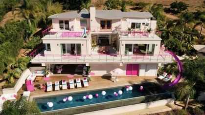 This Life-Size Barbie DreamHouse Must Be Seen to Be Believed