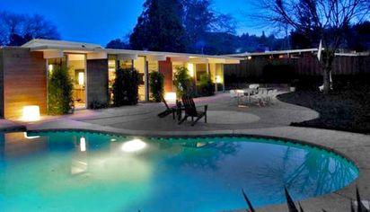 Sextet of Joseph Eichler Homes Hit the Bay Area Market (PHOTOS)