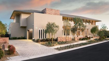 Stylish and Sleek, This $7.9M Concept Home in Las Vegas Was Made in Japan