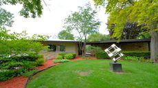 In Fine Shape! An Extraordinary Octagon House on the Market Near Milwaukee