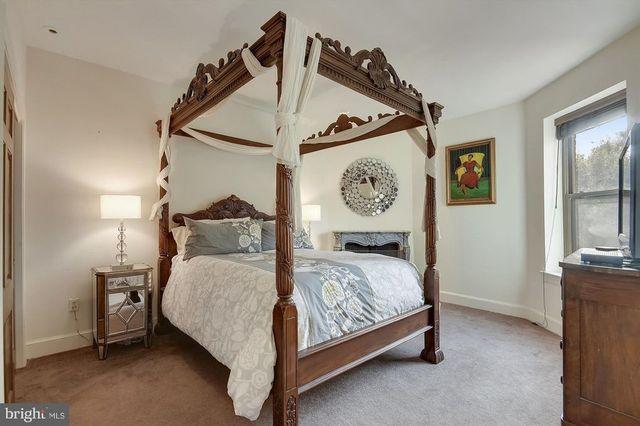 Main bedroom Jesse Jackson Jr, home