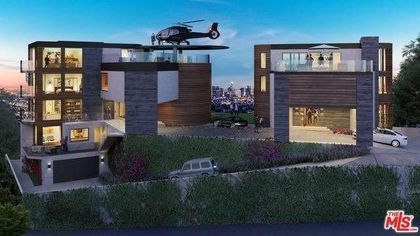 Get to the Chopper! 5 Luxury Homes With Private Helipads