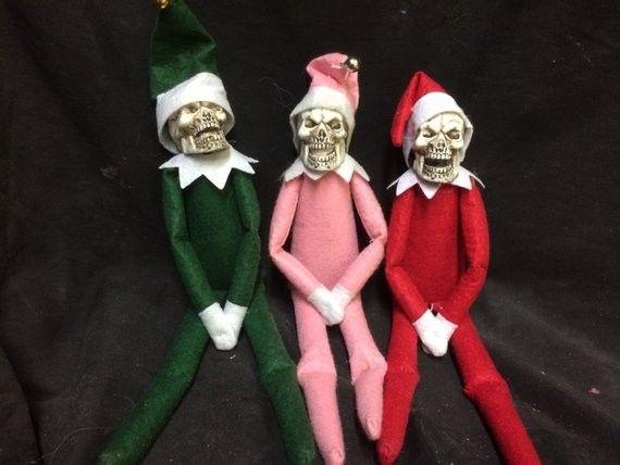Santa's scary elves